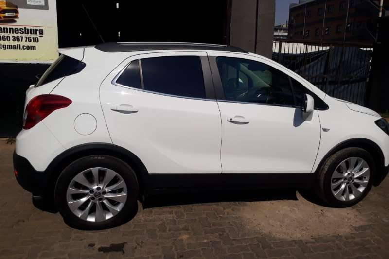 Opel Mokka X MOKKA 1.4T ENJOY 2016