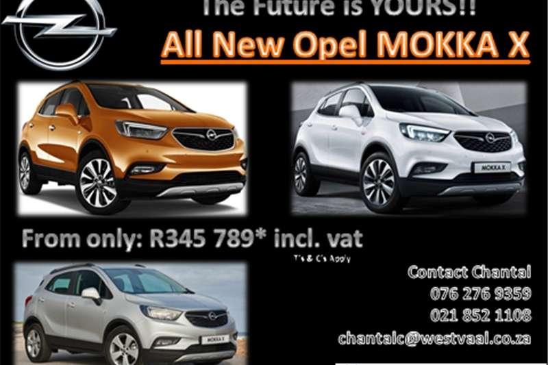 Opel Mokka X MOKKA 1.4T ENJOY 2019