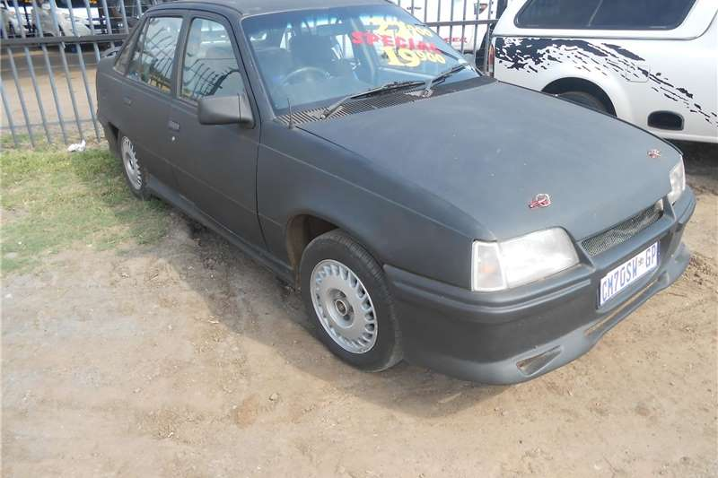 Opel Monza 1987