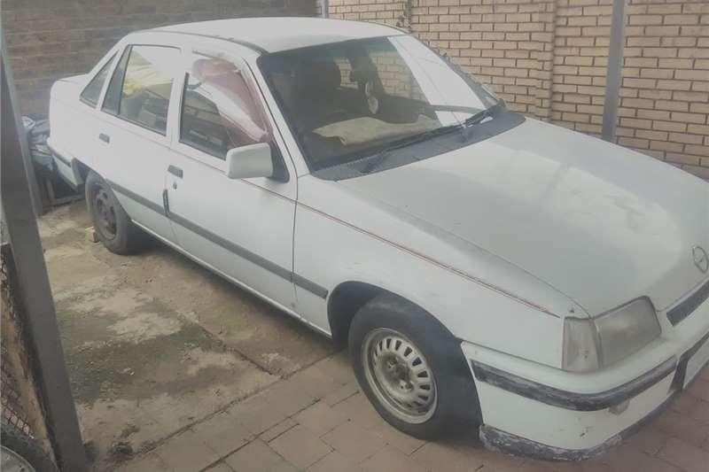 Opel Monza 1988