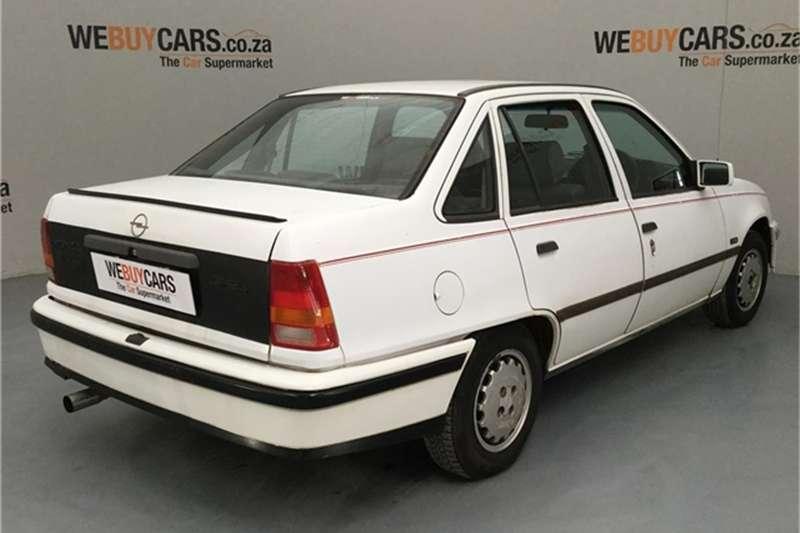 Opel Monza 1989