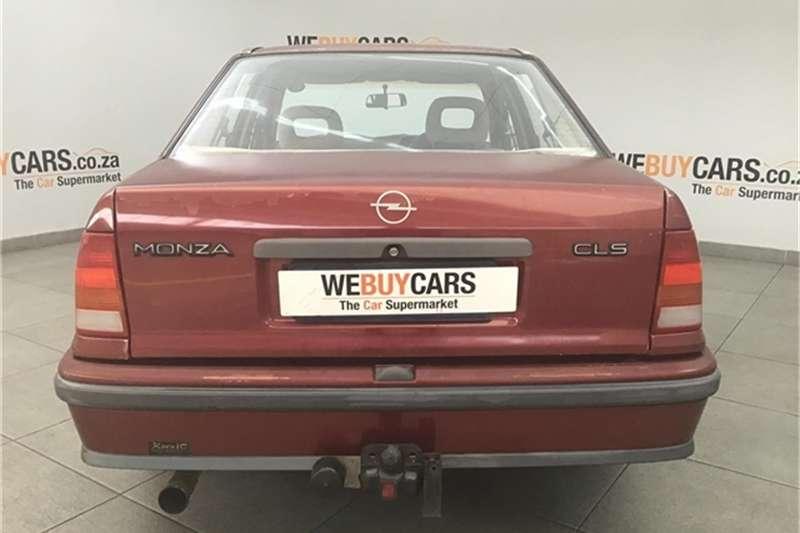 Opel Monza 1993