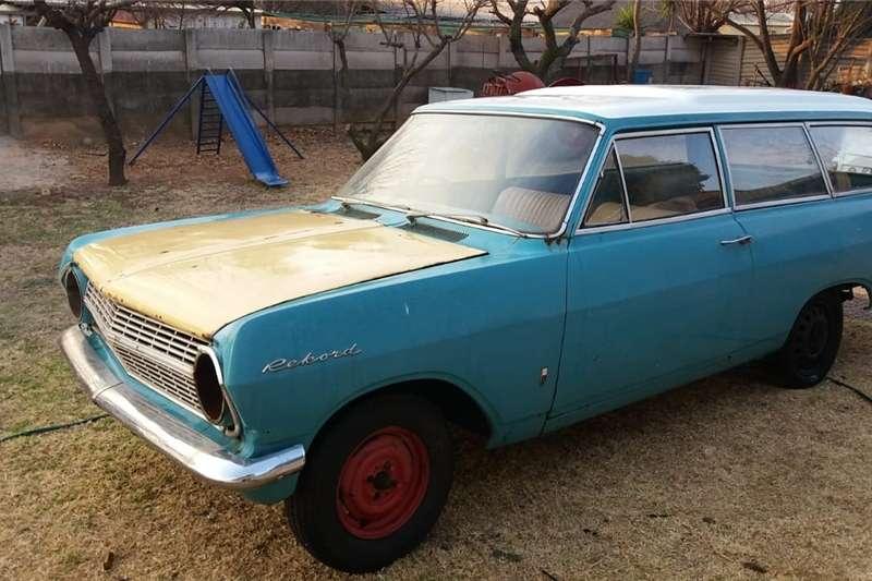 Opel Rekord 1965