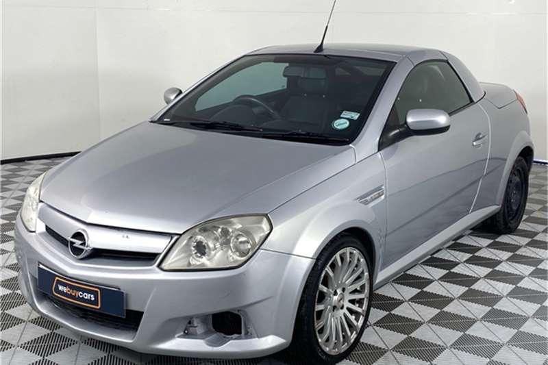 Used 2008 Opel Tigra 1.8 Sport