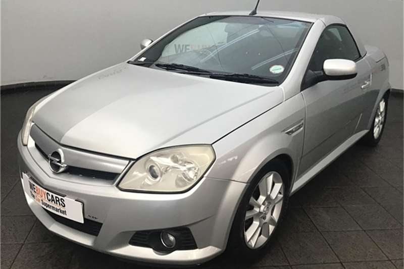 2005 Opel Tigra 1.4 Enjoy
