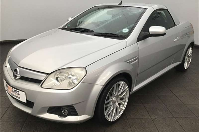 2007 Opel Tigra 1.4 Enjoy