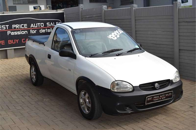 Opel Utility 1.7D P/U S/C 2000