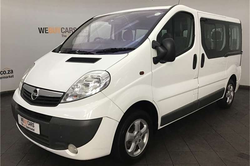 Opel Vivaro 1.9CDTi Enjoy 2015