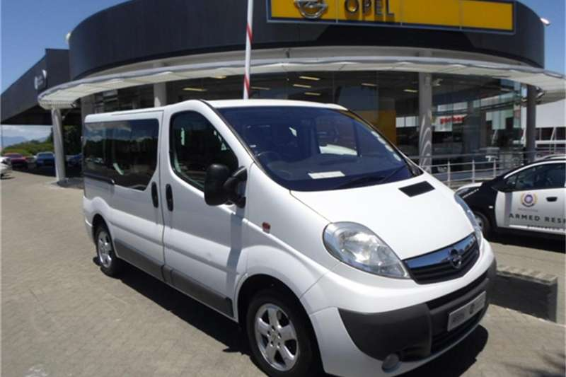 2014 Opel Vivaro 1.9CDTi Enjoy