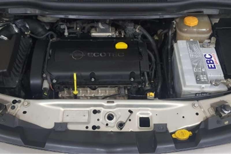 Used 2009 Opel Zafira 1.6 Essentia