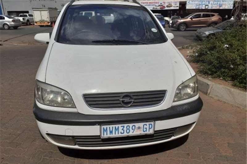 Opel Zafira 1.8 Elegance 2005