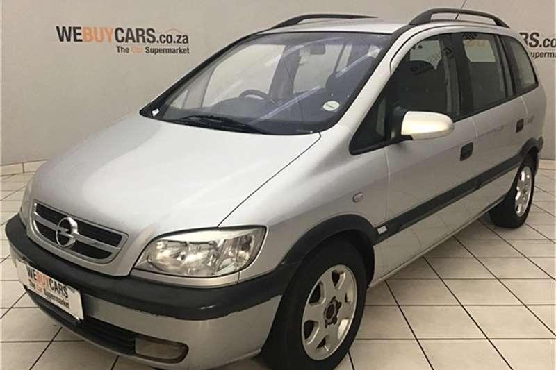 Opel Zafira 2.2 Elegance automatic 2005