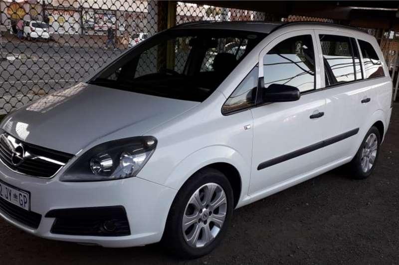 2009 Opel Zafira 1.6 Essentia