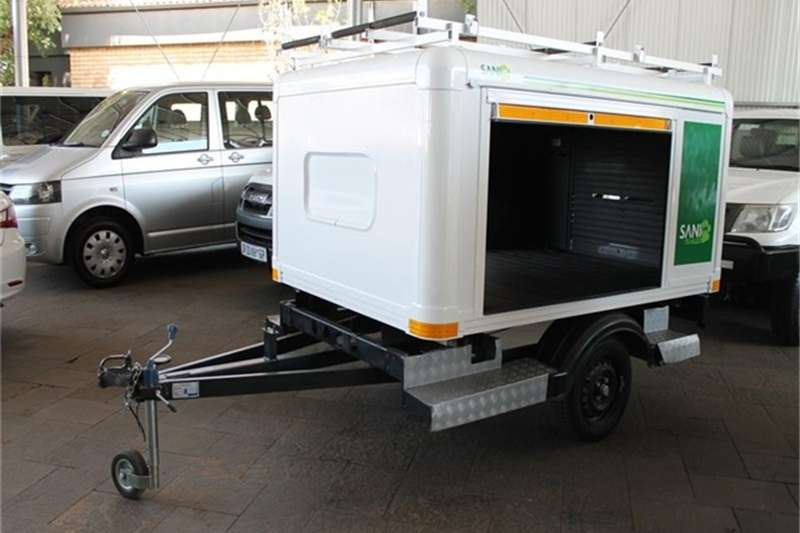 Other Vehicle  TRAILER 2018
