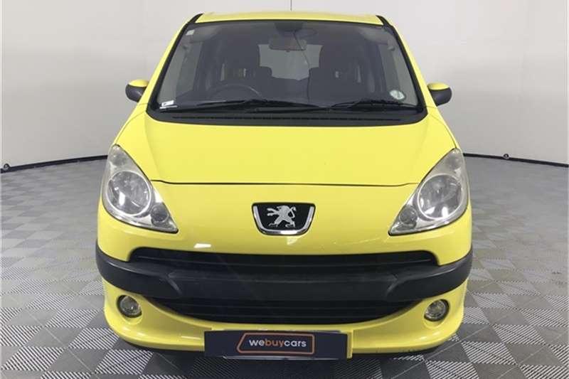 Peugeot 1007 1.6 2-Tronic 2006