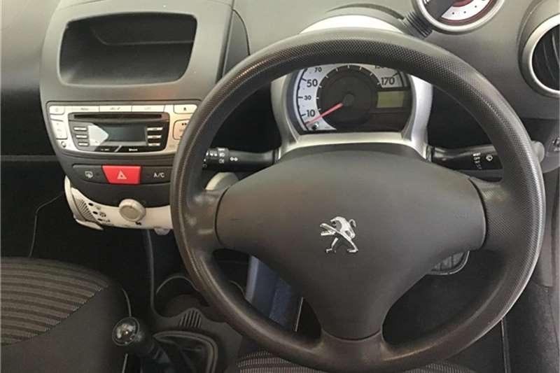 Peugeot 107 1.0 Trendy 2013