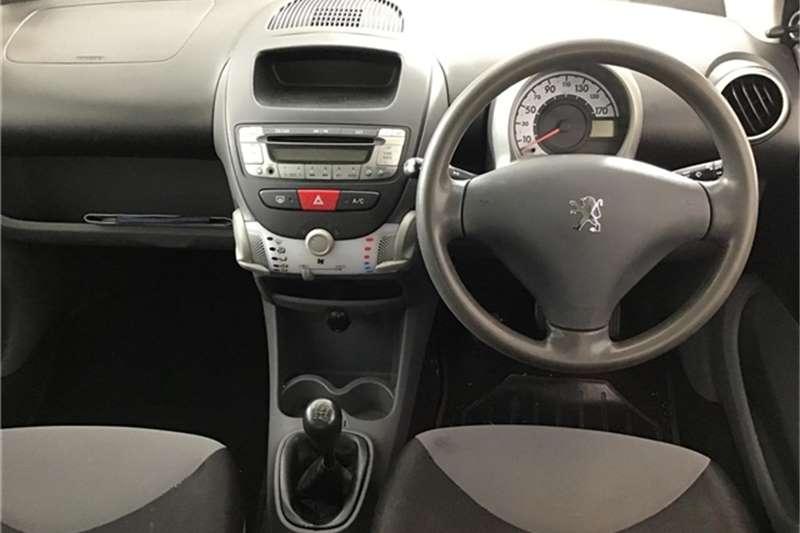 Peugeot 107 1.0 Urban 2010