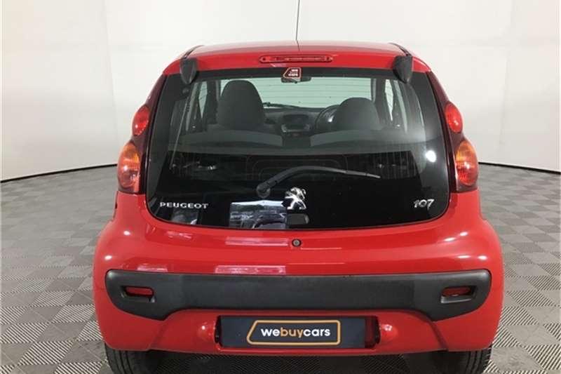 Used 2014 Peugeot 107 1.0 Urban