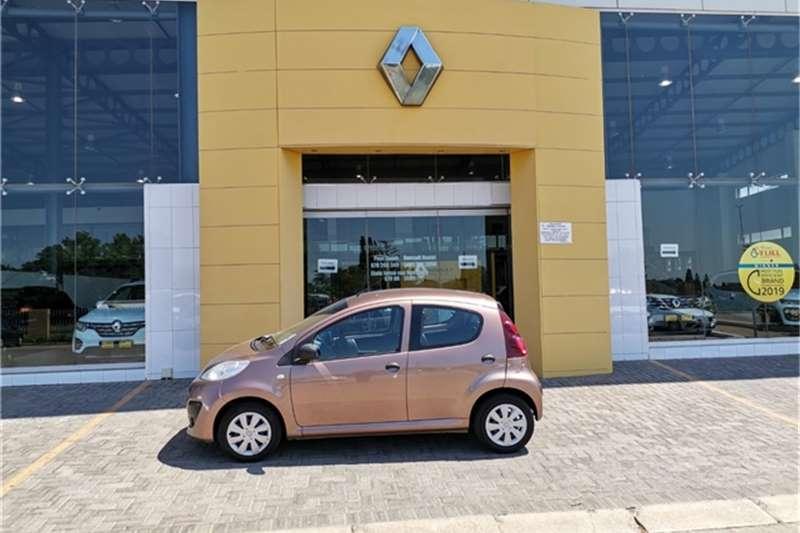 Peugeot 107 1.0 Urban 2015