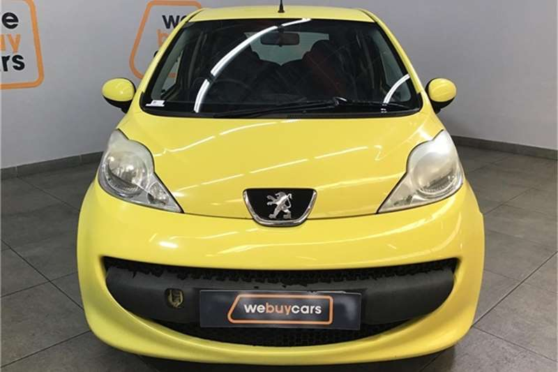 Peugeot 107 1.0 X-Line 2009