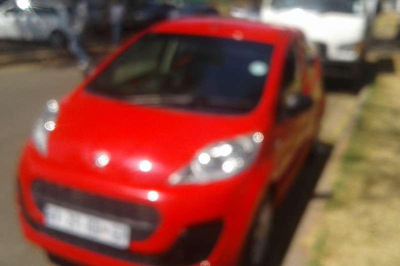2015 Peugeot 107 1.0 Trendy