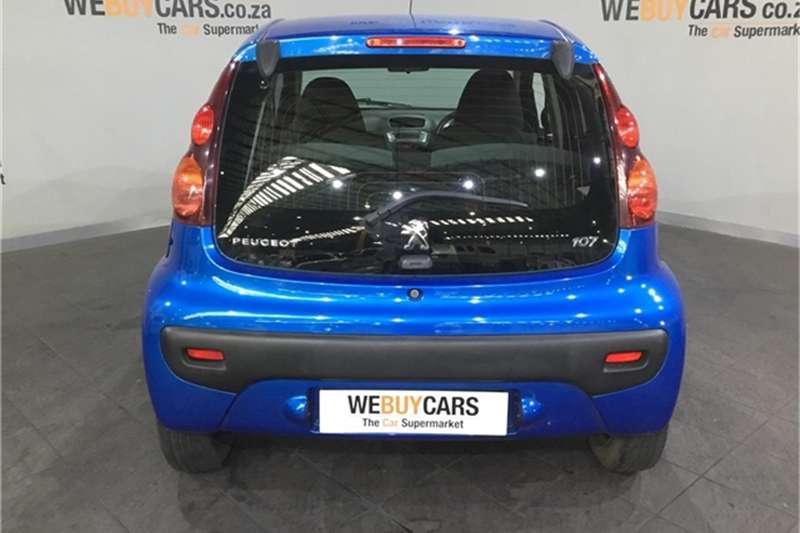 2014 Peugeot 107 1.0 Urban