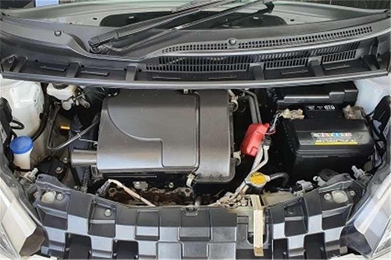 2016 Peugeot 107