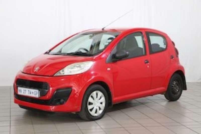 Peugeot 107 TRENDY 2012