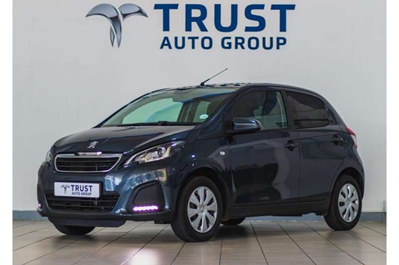 Peugeot 108 1.0 THP ACTIVE 2019