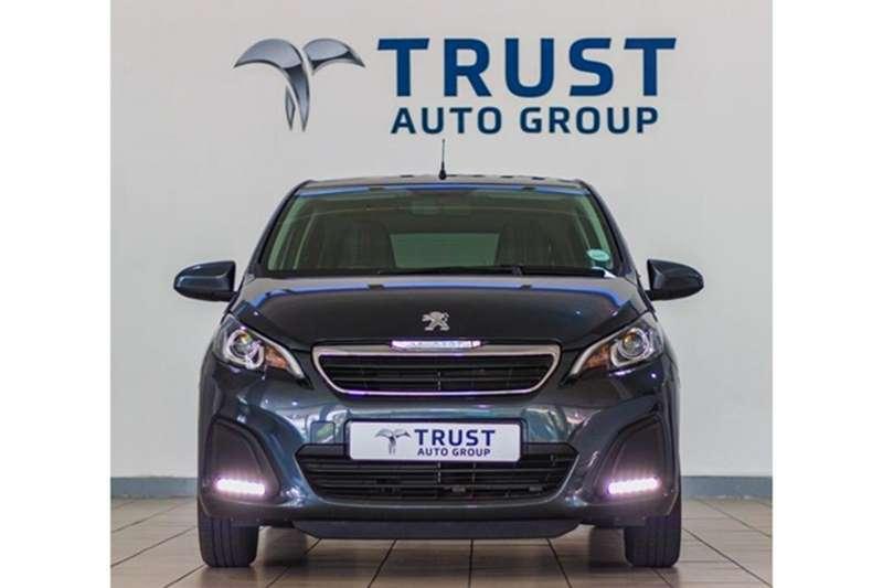Peugeot 108 1.0 THP ACTIVE 2019