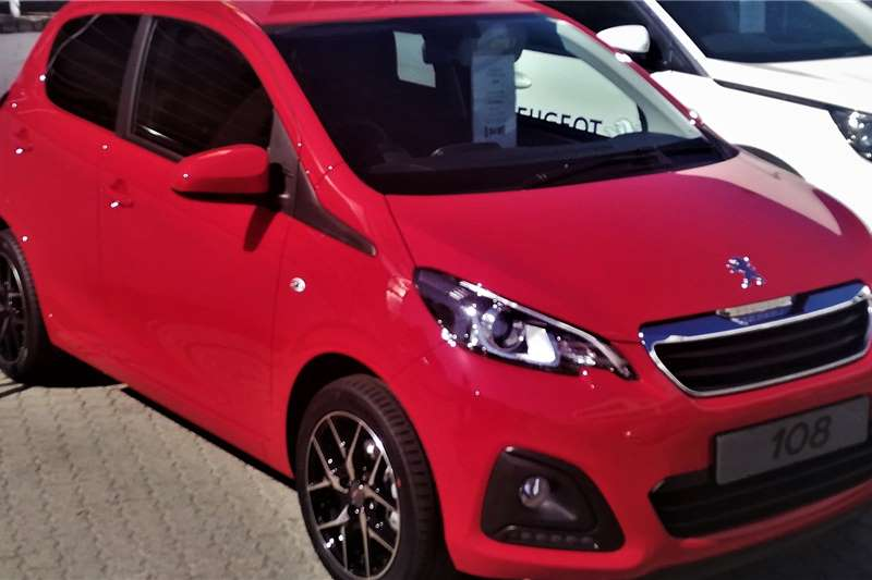 Peugeot 108 1.0 THP ACTIVE 2020