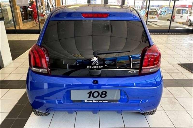 Peugeot 108 1.0 THP ACTIVE 2020