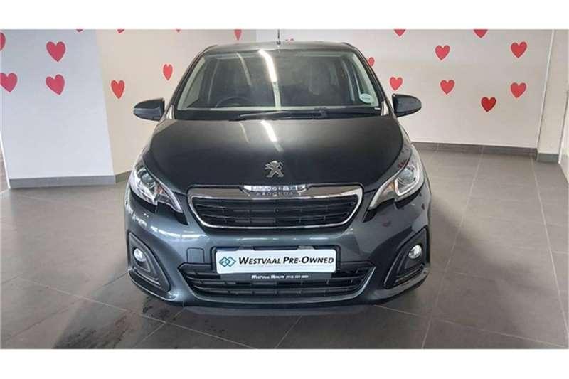 2020 Peugeot 108 108 1.0 THP ACTIVE
