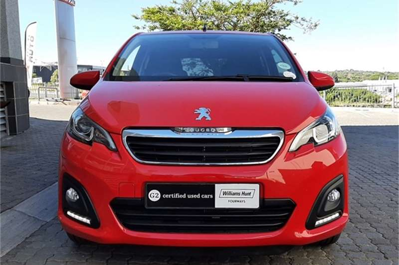 Used 2021 Peugeot 108 1.0 THP ACTIVE