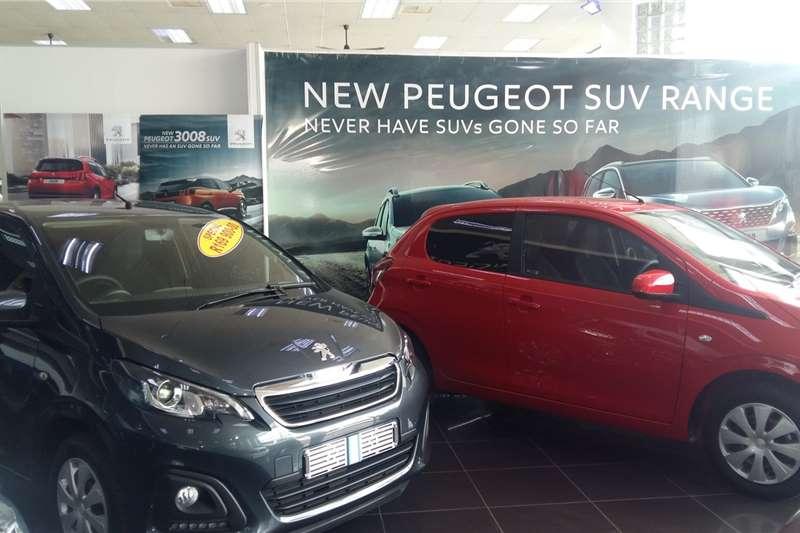 Peugeot 108 Active 2020