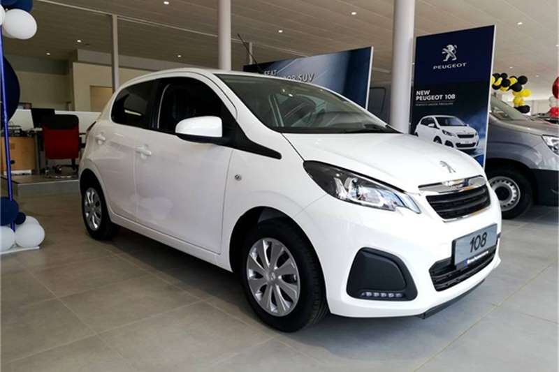 2020 Peugeot 108 1.0 THP ACTIVE