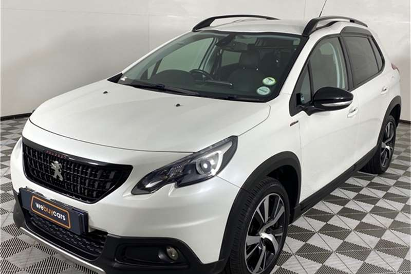 Used 2017 Peugeot 2008 1.2T GT Line+ auto