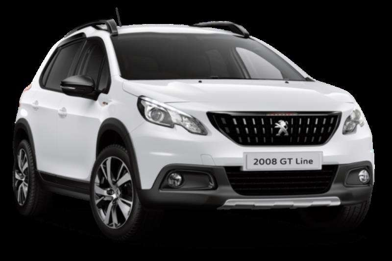 Peugeot 2008 1.2T GT Line auto 2019