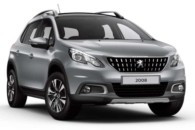 Peugeot 2008 1.2T PURETECH ALLURE 2019