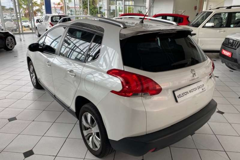 Peugeot 2008 1.6 Active 2016