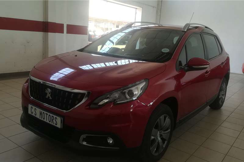Used 2018 Peugeot 2008 1.6 Active