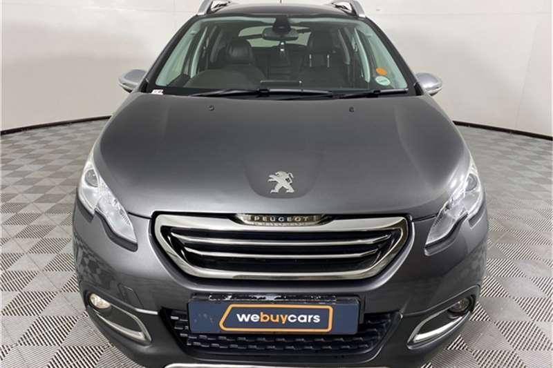 Used 2015 Peugeot 2008 1.6 Allure