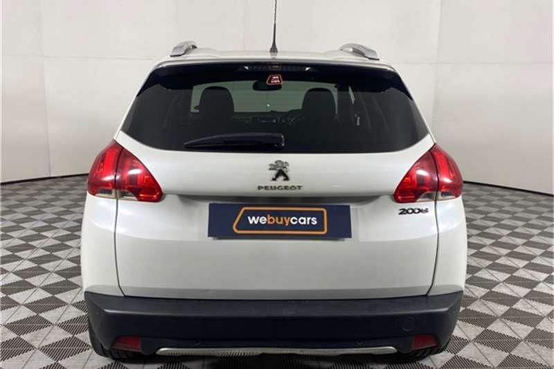 2016 Peugeot 2008 2008 1.6 Allure