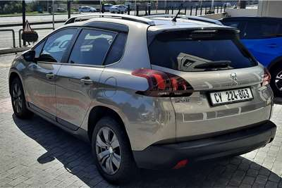 Peugeot 2008 1.6 HDi ACTIVE 2017