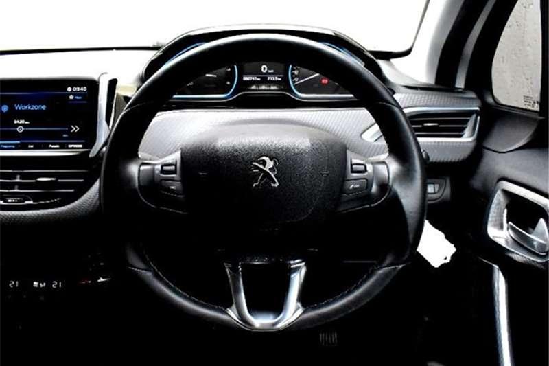 2017 Peugeot 2008 2008 1.6HDi Allure