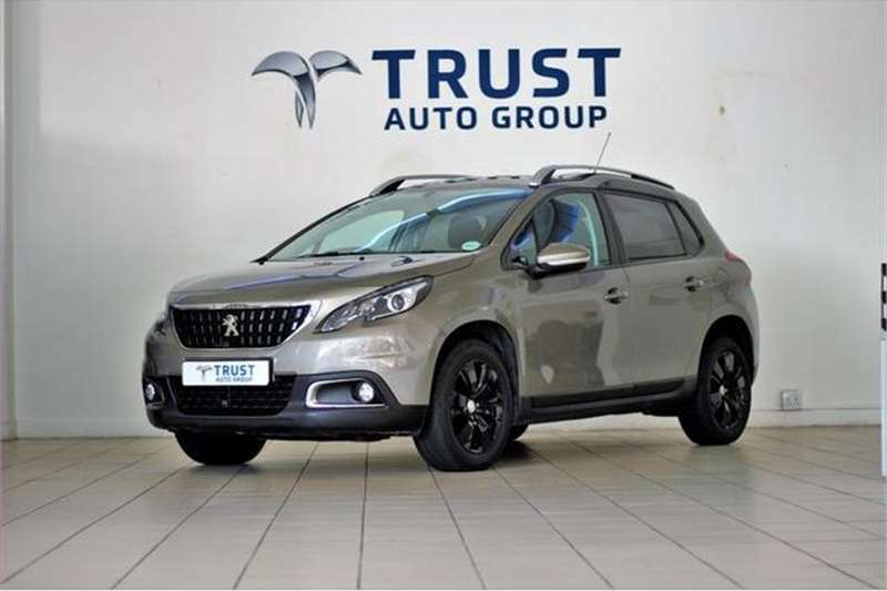 2018 Peugeot 2008 1.6HDi Active
