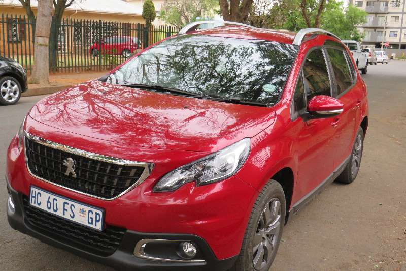 2017 Peugeot 2008 1.6HDi Active