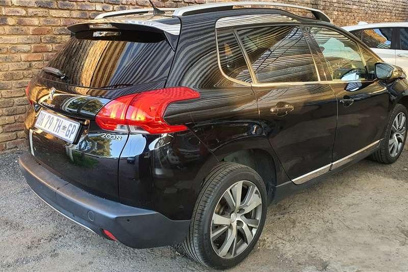 2014 Peugeot 2008 1.6 Active