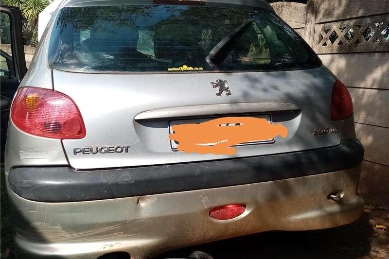 Peugeot 206 1.4 16V X Line 2005