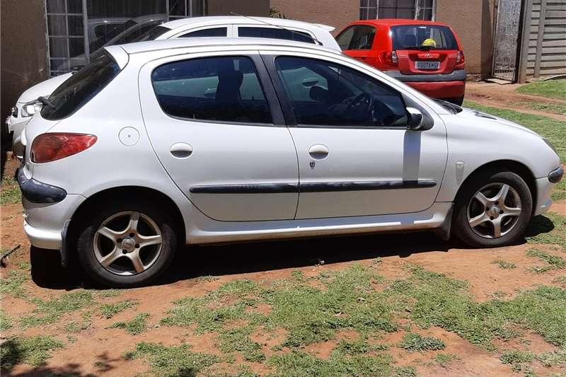Peugeot 206 1.4 16V X Line 2006